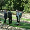 Adventure golf in the Spa Park