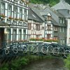 Guided walk round Monschau 2